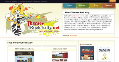 Rock Kitty Themes