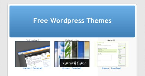 Templates Browser